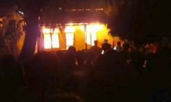 Kebakaran Musnahkan Satu Unit Rumah