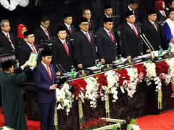 Koalisi Pemerintah Wacanakan Presiden Tiga Periode