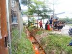 CPO Penuhi Drainase Pelindo