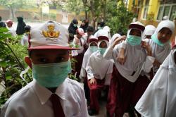 Pemko Pekanbaru Liburkan Sekolah hingga 30 September