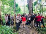 Polisi Temukan 7 Ha Lahan Ganja Senilai Rp52 Miliar di Sumut