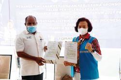 PLN Gelontorkan Rp313 Miliar untuk Dukung Penyelenggaraan PON XX Papua
