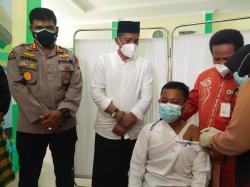 Mubazir, Ratusan Dosis Vaksin di Meranti Terbuang