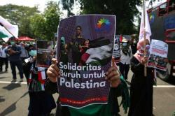Serukan Boikot Produk Israel