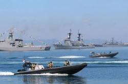 Tingkatkan Patroli Laut di Wilayah Natuna