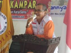 Wan Anwar Kembali Maju sebagai Calon Ketua Orari Riau