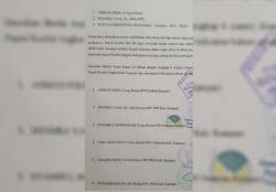 Calon Wabup Kampar Surya Darmawan, Diusung Empat Partai Koalisi
