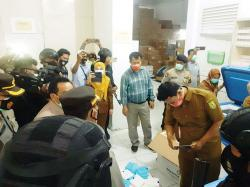 Vaksinasi di Riau Baru Capai 24,9 Persen