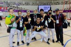 Atlet Senam Riau Sumbangkan Dua Medali Emas