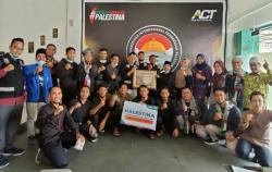 Melihat Aksi Peduli Palestina, Yang Simpati Bukan saja Kalangan Muslim