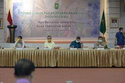 Warga Pekanbaru Masih Bingung Penerapan PSBB