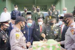 Bupati Doakan TNI Semakin Jaya