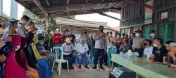 Aksi Emak-Emak di Inhu Berakhir Setelah Lima Poin Kesepakatan