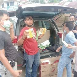 Diseludupkan dari Malaysia, Dikendalikan Narapidana