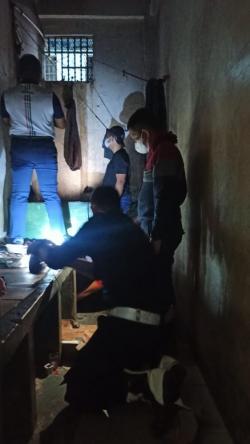 Sempat Duel, Petugas Rutan Gagalkan Tahanan yang Mencoba Kabur