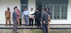Komisi III DPRD Kuansing Tinjau Proyek Rehab Puskesmas 2019