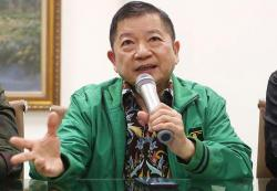 Suharso Ketum PPP Periode 2021-2026
