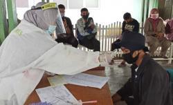 694 Petugas PPK dan Sekretariat PPS Di-rapid Test