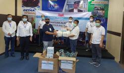 Gandeng PWI Riau Sukseskan Gerakan 1.000 Kantong Darah
