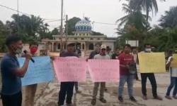Warga Talang Jerinjing Tuntut Pengembalian Biaya Surat Tanah