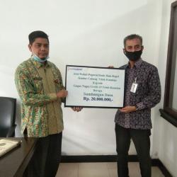 Bupati Kuansing Apresiasi Bantuan Bank Riau Kepri di Masa Pandemi