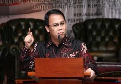 Basarah: Dua Stafsus Coreng Wibawa Presiden