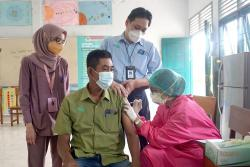 Gencarkan Vaksinasi Gotong Royong