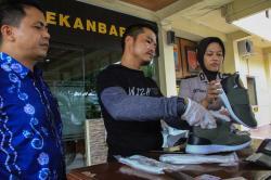 Sabu Tangkapan di Bandara Akan Diedarkan di Makassar