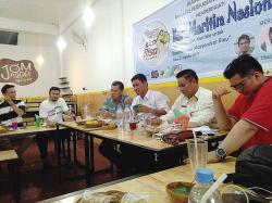 IKA Faperika Unri Bincang Santai Bahas Kemaritiman Riau