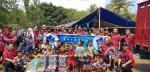 PSMTI Salurkan Bantuan untuk Korban Gempa Lombok