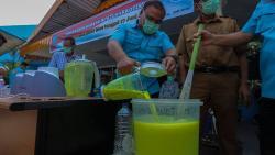 BNN Musnahkan 1 Kg Sabu dan 3.033 Ekstasi