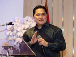 Sebagai Menteri BUMN Sangat Berat, Ini Kata Erick Thohir