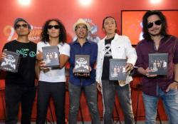 Gitaris Abdee Beri 'Roh' pada 3 Lagu SLANK