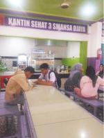 Kantin Sehat SMAN 1 Pekanbaru Dulang Prestasi dari Diskes Riau