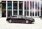 Mobil Dinas Presiden Jokowi Mercedes-Benz S600 Guard
