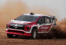 Xpander Versi Rally Mulai Lakukan Uji Coba di Sirkuit
