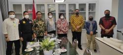 Menteri LHK dan Polda Riau Bahas Bersama Dugaan Pidana Pengelolaan Sampah di Pekanbaru