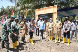 Bupati Rohul Ajak Sukseskan Program Jaga Kampung
