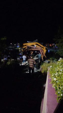 Dermaga Kandi Makan Korban, 4 Orang Meninggal, Satu Hilang