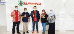 RS Awal Bros Group Jalin Kerja Sama dengan Charles Bonar Sirait & CBS School of Communications Jakarta