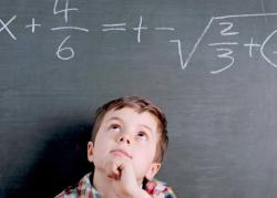 Anak dari Keluarga Harmonis Lebih Pandai Matematika