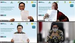 Sinergi Tiga BUMN Wujudkan Indonesia Lebih Ramah Lingkungan
