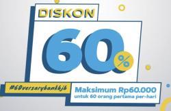HUT Ke-60, Bank BJB Gelar Promo di Ratusan Merchant