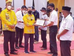 Tanjung Simandolak Raih Tiga Penghargaan