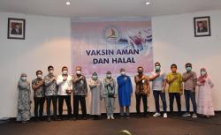 FKIJK Riau Laksanakan Vaksin Covid-19