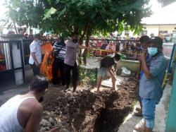 Ditemukan Mayat Wanita Hamil dalam Septic Tank