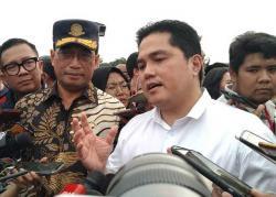 Selamatkan Jiwasraya, Erick Minta Restu Jokowi Bentuk Holding Asuransi