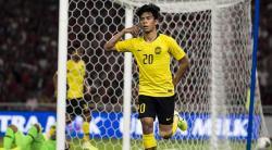 Striker Timnas Malaysia Lolos dari Kecelakaan Maut