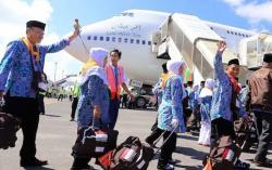 Perlengkapan dan Souvenir Haji Telah Disiapkan