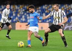 Juventus Kalah, Pirlo Tuding Penalti Napoli Kontroversial